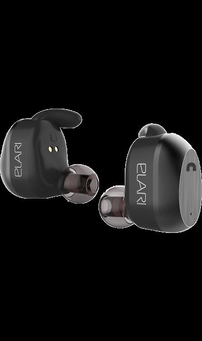 Гарнитура Elari NanoPodsНаушники и гарнитуры<br>Новый уровень комфорта для любителей хорошего звука. Соединившись один раз по Bluetooth, NanoPods будут автоматически повторно подключаться к смартфону/плееру. Они практически не ощущаются и при этом крепко держатся в ушах, используя в конструкции анатомию ушной раковины. Слушайте музыку до 3,5 часов или общайтесь через телефон/мессенджер до 4,5 часов без подзарядки, управляя треками и вызовами одной кнопкой. Элегантный магнитный кейс-аккумулятор надежно сохранит и быстро подзарядит ваши Elari ...<br><br>Colour: Черный