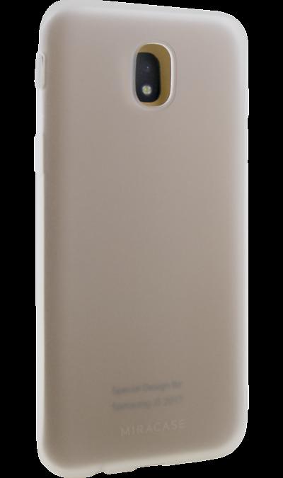 Чехол-крышка Miracase MP-8027M для Samsung Galaxy J5 (2017), полиуретан, прозрачный