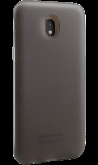 Чехол-крышка Miracase MP-8027M для Samsung Galaxy J5 (2017), полиуретан, черный