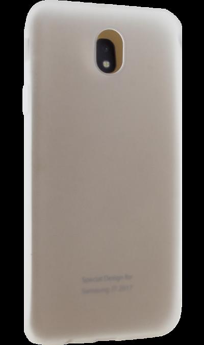 Miracase Чехол-крышка Miracase MP-8027M для Samsung Galaxy J7 (2017), полиуретан, прозрачный