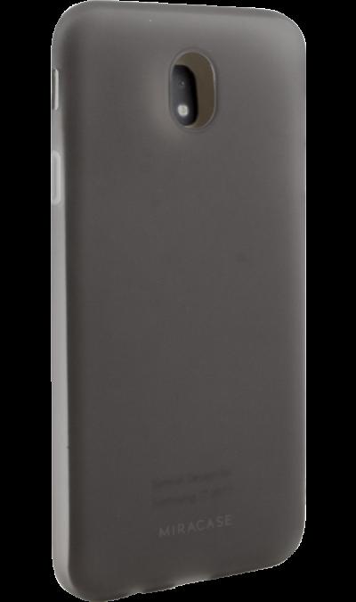 Miracase Чехол-крышка Miracase MP-8027M для Samsung Galaxy J7 (2017), полиуретан, черный