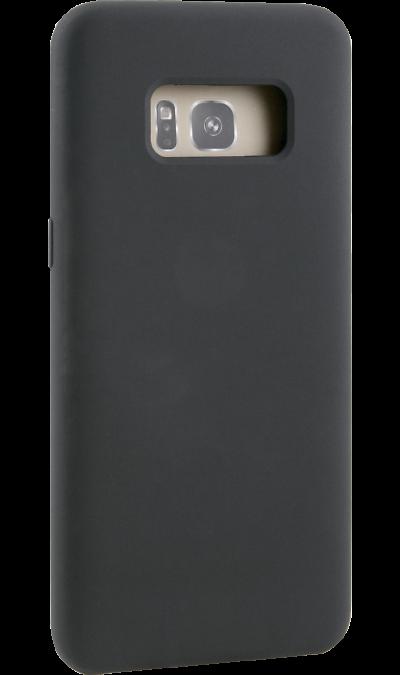 Miracase Чехол-крышка Miracase MP-8812 для Samsung Galaxy S8, полиуретан, черный