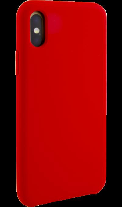Miracase Чехол-крышка Miracase MP-8812 для iPhone X, полиуретан, красный чехол для iphone interstep для iphone x soft t metal adv красный