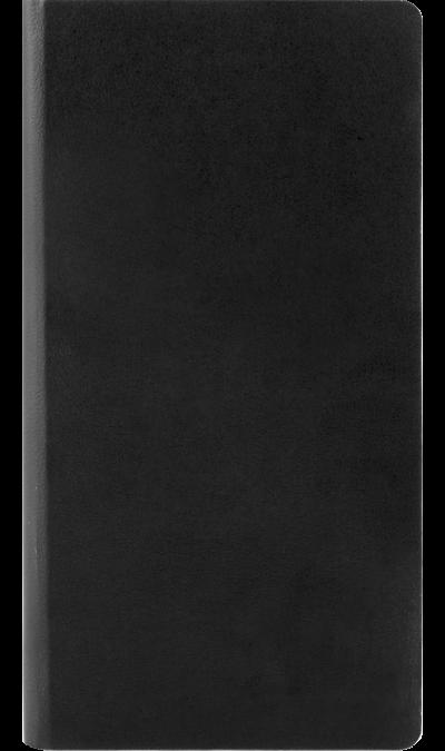 Чехол-книжка Miracase для Samsung Galaxy J3 (2017), кожзам, черный