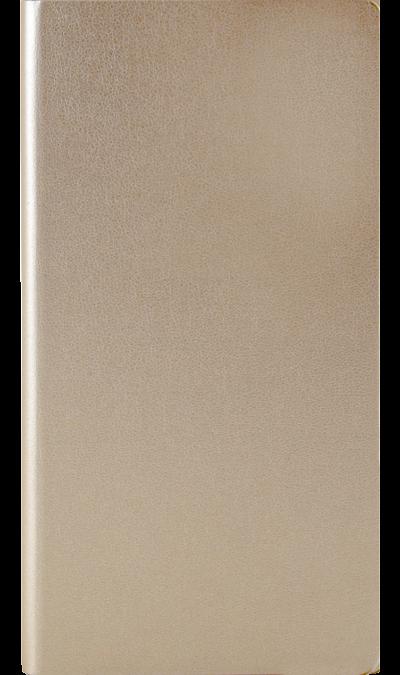 Miracase Чехол-книжка Miracase для Samsung Galaxy J7 (2017), кожзам, золотистый