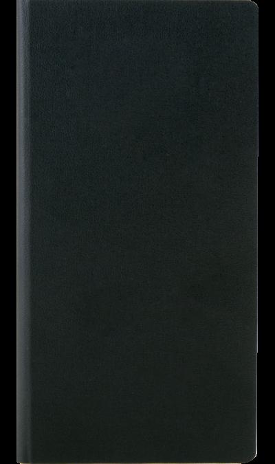 Miracase Чехол-книжка Miracase для Samsung Galaxy J7 (2017), кожзам, черный