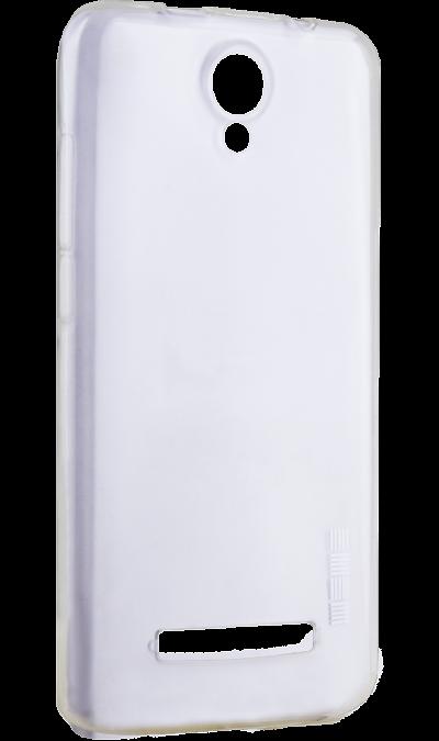 Чехол-крышка Inter-Step для Prestigio Muze G3, силикон, прозрачныйЧехлы и сумочки<br>Чехол Inter-Step  поможет не только защитить ваш Prestigio Muze G3 от повреждений, но и сделает обращение с ним более удобным, а сам аппарат будет выглядеть еще более элегантным.<br>