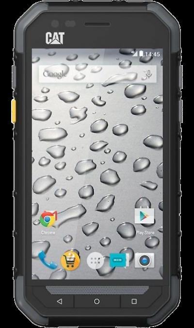 Caterpillar Cat S30Смартфоны<br>2G, 3G, 4G, Wi-Fi; ОС Android; Дисплей сенсорный емкостный 16,7 млн цв. 4.5; Камера 5 Mpix, AF; Разъем для карт памяти; MP3, FM,  GPS / ГЛОНАСС; Повышенная защита корпуса; Время работы 456 ч. / 12.0 ч.; Вес 189 г.<br><br>Colour: Черный