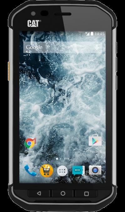 Caterpillar Cat S40Смартфоны<br>2G, 3G, 4G, Wi-Fi; ОС Android; Дисплей сенсорный емкостный 16,7 млн цв. 4.7; Камера 5 Mpix, AF; Разъем для карт памяти; MP3, FM,  BEIDOU / GPS / ГЛОНАСС; Повышенная защита корпуса; Время работы 936 ч. / 18.0 ч.; Вес 188 г.<br><br>Colour: Черный