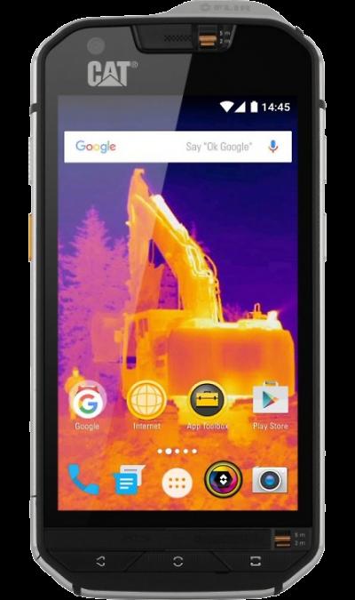 Caterpillar Cat S60Смартфоны<br>2G, 3G, 4G, Wi-Fi; ОС Android; Дисплей сенсорный емкостный 16,7 млн цв. 4.7; Камера 13 Mpix, AF; Разъем для карт памяти; MP3, FM,  BEIDOU / GPS / ГЛОНАСС; Повышенная защита корпуса; Вес 223 г.<br><br>Colour: Черный