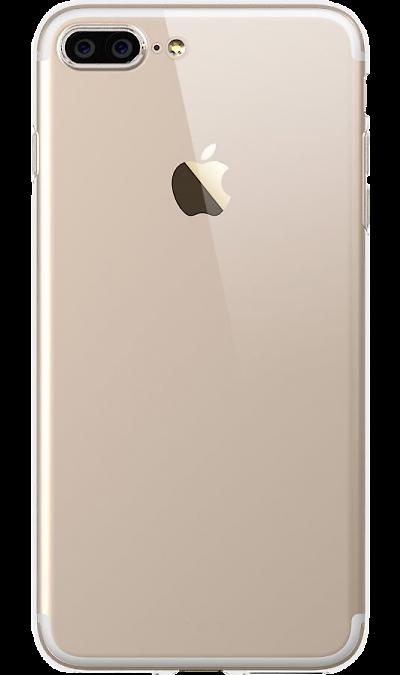 Чехол-крышка Lemon Tree для Apple iPhone 7 Plus/8 Plus, силикон, прозрачныйЧехлы и сумочки<br>Чехол Lemon Tree поможет не только защитить ваш Apple iPhone 7 Plus от повреждений, но и сделает обращение с ним более удобным, а сам аппарат будет выглядеть еще более элегантным.<br>