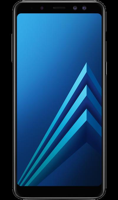 Samsung Galaxy A8 BlackСмартфоны<br>2G, 3G, 4G, Wi-Fi; ОС Android; Дисплей сенсорный емкостный 16,7 млн цв. 5.6; Камера 16 Mpix, AF; Разъем для карт памяти; MP3, FM,  BEIDOU / GPS / ГЛОНАСС; Повышенная защита корпуса; 19.0 ч.; Вес 172 г.<br><br>Colour: Черный