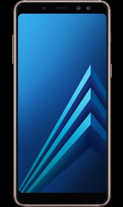 Samsung Galaxy A8+ Blue