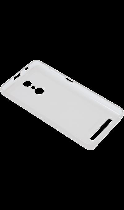 Inter-Step Чехол-крышка Inter-Step IS Slender для Micromax Q4260, силикон, прозрачный