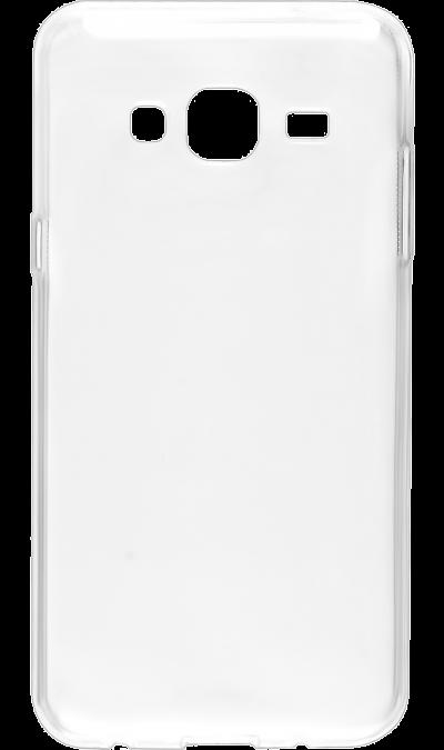 Чехол-крышка Inter-Step IS Slender для Samsung Galaxy J7 Neo, силикон, прозрачныйЧехлы и сумочки<br>Чехол Inter-Step поможет не только защитить ваш Samsung Galaxy J7 Neo от повреждений, но и сделает обращение с ним более удобным, а сам аппарат будет выглядеть еще более элегантным.<br>