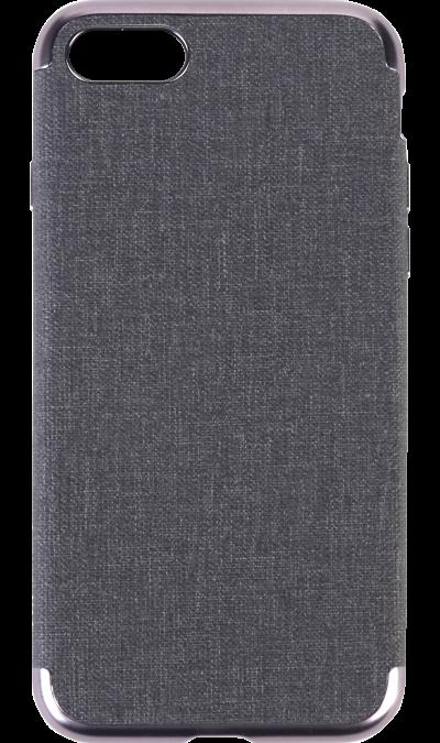 Miracase Чехол-крышка Miracase MP-8037 для iPhone 6/6s, полиуретан, черный чехол для iphone 6 глянцевый printio сад на улице корто сад на монмартре ренуар