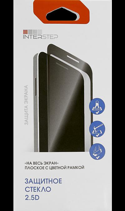 Защитное стекло Inter-Step 2.5D для  Xiaomi Note 4x (черная рамка)Защитные стекла и пленки<br>Качественное защитное стекло прекрасно защищает дисплей от царапин и других следов механического воздействия. Оно не содержит клеевого слоя и крепится на дисплей благодаря эффекту электростатического притяжения.<br>
