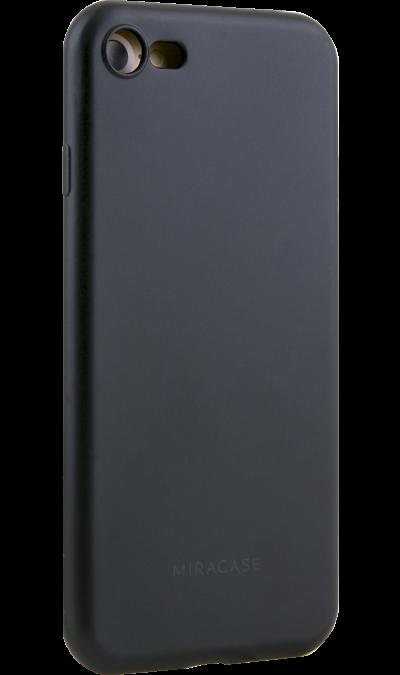 Miracase Чехол-крышка Miracase MP-8019 для Apple iPhone 7/8, полиуретан, черный