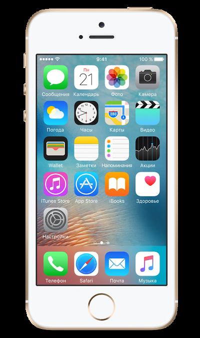 Apple iPhone SE 128GB GoldСмартфоны<br>2G, 3G, 4G, Wi-Fi; ОС iOS; Камера 12 Mpix, AF; MP3,  GPS / ГЛОНАСС; Время работы 240 ч. / 14.0 ч.; Вес 113 г.<br><br>Colour: Золотистый