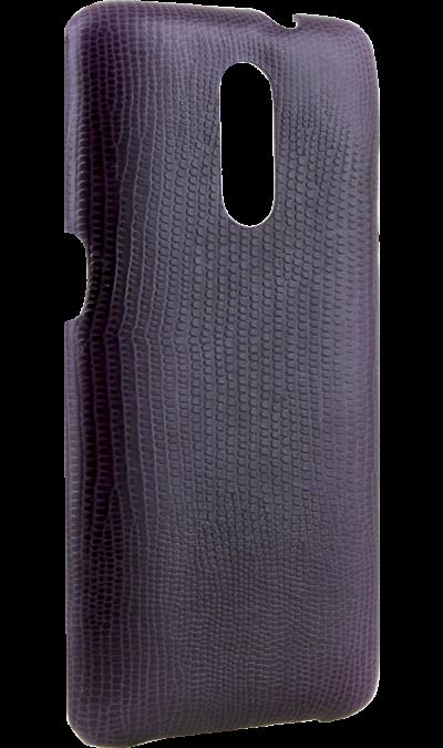 Senseit Чехол-крышка Senseit для Senseit T250, кожзам, фиолетовый