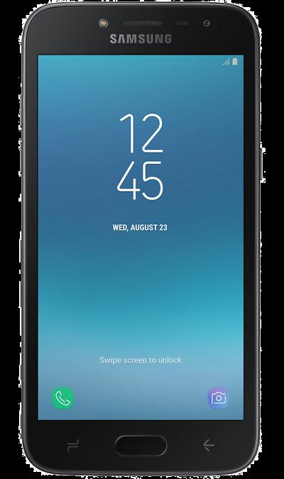 Смартфон Samsung Galaxy J2 (2018) Black (черный)Смартфоны<br>2G, 3G, 4G, Wi-Fi; ОС Android; Дисплей сенсорный емкостный 16,7 млн цв. 5; Камера 8 Mpix, AF; Разъем для карт памяти; MP3, FM,  BEIDOU / GPS / ГЛОНАСС; 18.0 ч.; Вес 153 г.<br><br>Colour: Черный