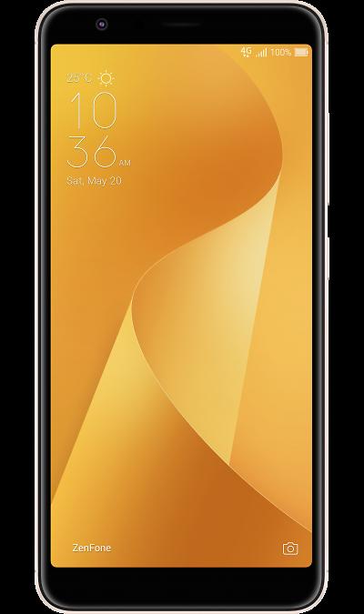 ASUS ZenFone Max Plus (M1)Смартфоны<br>2G, 3G, 4G, Wi-Fi; ОС Android; Дисплей сенсорный 16,7 млн цв. 5.7; Камера 16 Mpix, AF; Разъем для карт памяти; MP3 ГЛОНАСС / GPS; Время работы 624 ч. / 26.0 ч.; Вес 160 г.<br><br>Colour: Золотистый