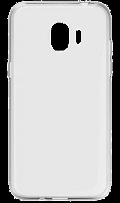 Чехол-крышка Lemon Tree для Samsung Galaxy J2 (2018), силикон, прозрачныйЧехлы и сумочки<br>Чехол поможет не только защитить ваш Samsung Galaxy J2 (2018) от повреждений, но и сделает обращение с ним более удобным, а сам аппарат будет выглядеть еще более элегантным.<br>