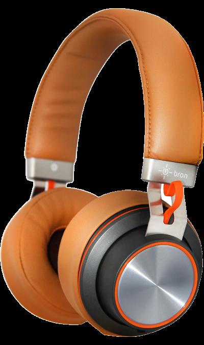 Гарнитура Bron HDW06 Brown (коричневая)