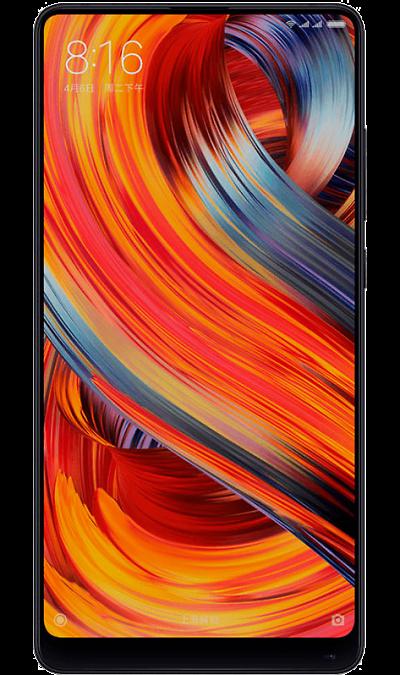 Смартфон Xiaomi Mi Mix 2 6/64GBСмартфоны<br>2G, 3G, 4G, Wi-Fi; ОС Android; Камера 12 Mpix, AF; MP3,  BEIDOU / GPS / ГЛОНАСС; Вес 185 г.<br><br>Colour: Черный
