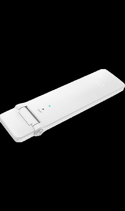 Xiaomi Усилитель Wi-Fi сигнала Xiaomi Mi Wi-Fi Amplifier 2 wi fi роутер wifi repeater 300mbps 7w211 wi fi n 300mbps wifi