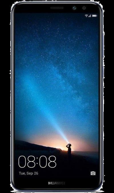 Huawei Huawei Nova 2i Black смартфон huawei nova серебристый 51090xla