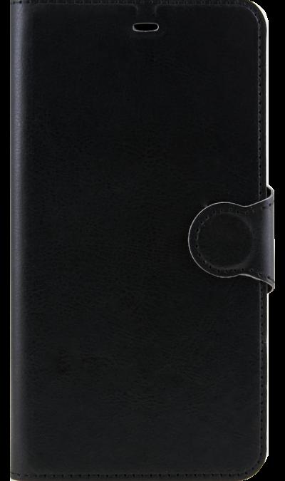RedLine Чехол-книжка RedLine для Xiaomi Note 5A, полиуретан, черный