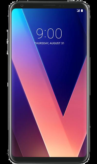 LG V30+Смартфоны<br>2G, 3G, 4G, Wi-Fi; ОС Android; Дисплей сенсорный емкостный 16,7 млн цв. 5.7; Камера 16 Mpix, AF; Разъем для карт памяти; MP3, FM,  GPS; Вес 158 г.<br><br>Colour: Черный