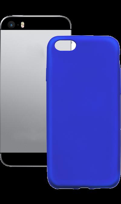 Gresso Чехол-крышка Gresso Neo для Apple iPhone 5/5s, пластик, синий neo