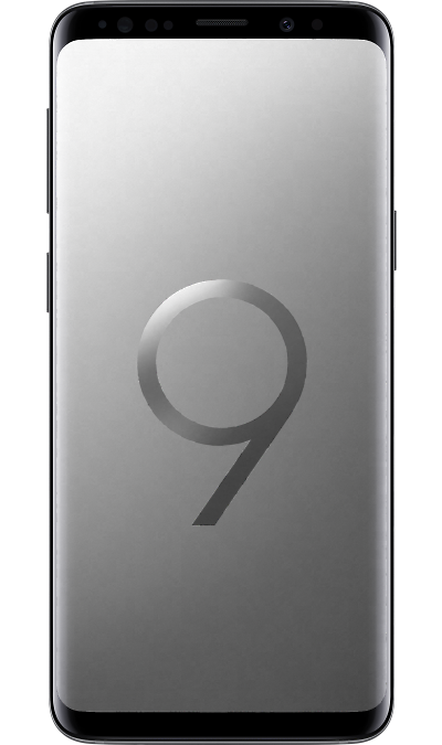 Samsung Смартфон Samsung Galaxy S9 64GB (Титан) samsung смартфон samsung galaxy s9 64gb ультрафиолет