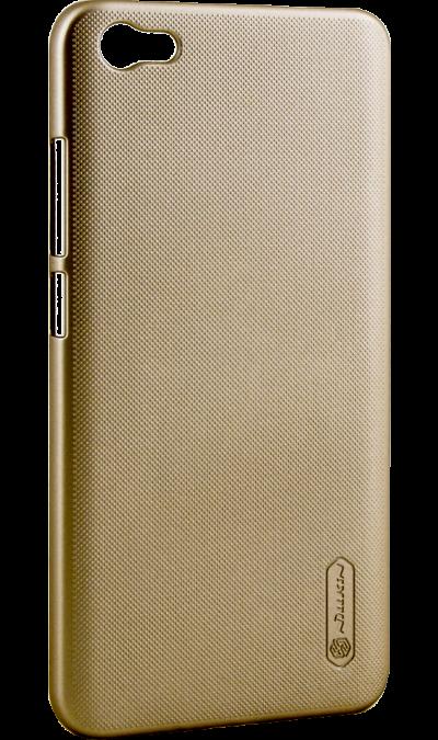 Nillkin Чехол-крышка  для Xiaomi Redmi Note 5A, полиуретан, золотистый