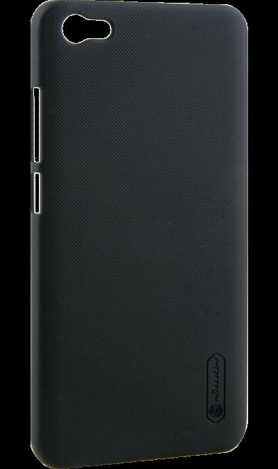 Nillkin Чехол-крышка Nillkin для Xiaomi Redmi Note 5A, полиуретан, черный