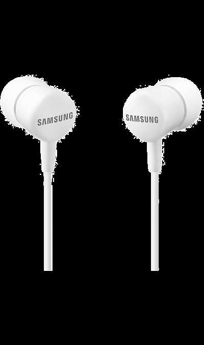Samsung Наушники Samsung EO-HS1303WE (белые) наушники samsung level u pro anc black eo bg935cbegru
