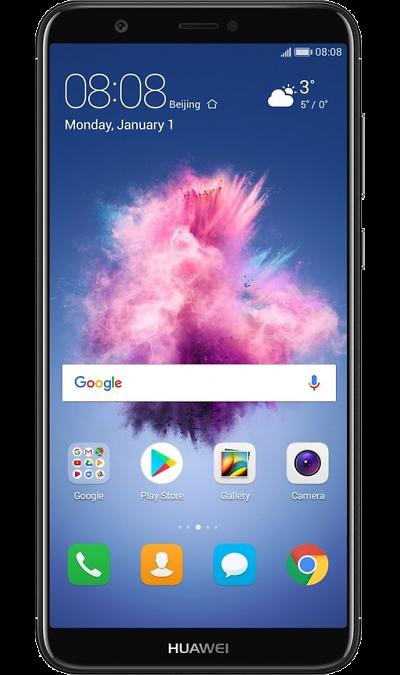 Смартфон Huawei P Smart 32GB Black (черный)Смартфоны<br>2G, 3G, 4G, Wi-Fi; ОС Android; Дисплей сенсорный емкостный 16,7 млн цв. 5.93; Камера 13 Mpix, AF; Разъем для карт памяти; MP3, FM,  ГЛОНАСС / GPS; Вес 164 г.<br><br>Colour: Черный