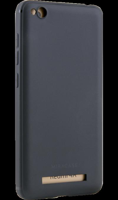 Miracase Чехол-крышка Miracase 8016 для Xiaomi 4A, полиуретан, черный