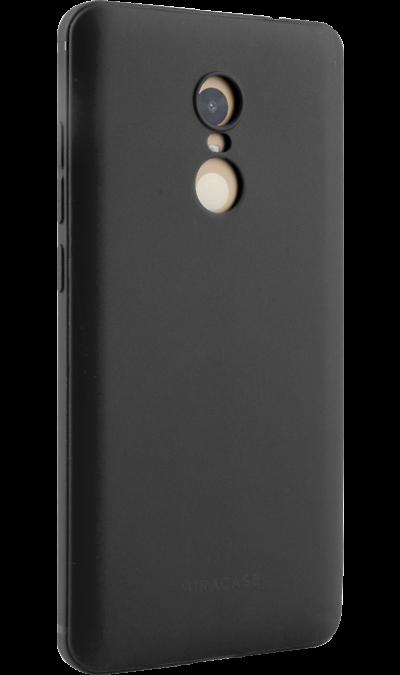 Чехол-крышка Miracase 8016 для  Xiaomi Note 4, полиуретан, черныйЧехлы и сумочки<br>Чехол Miracase поможет не только защитить ваш смартфон от повреждений, но и сделает обращение с ним более удобным, а сам аппарат будет выглядеть еще более элегантным.<br><br>Colour: Черный