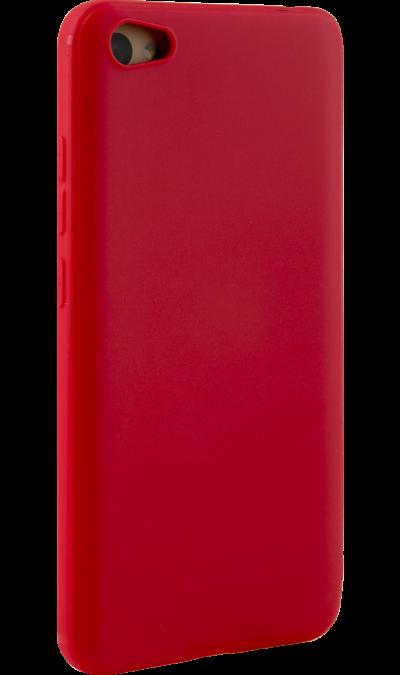Miracase Чехол-крышка Miracase 8016 для Xiaomi Note 5A, полиуретан, красный miracase чехол крышка miracase mp 8037 для iphone 6 6s полиуретан серый
