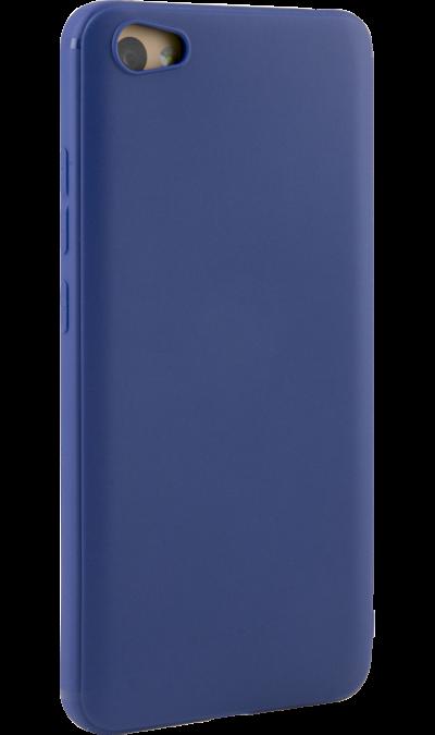 Miracase Чехол-крышка Miracase 8016 для Xiaomi Note 5A, полиуретан, синий miracase чехол крышка miracase mp 8037 для iphone 6 6s полиуретан серый