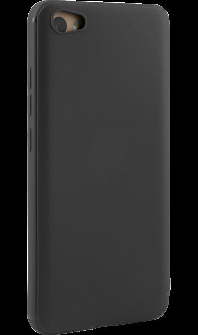 Miracase Чехол-крышка Miracase 8016 для Xiaomi Note 5A, полиуретан, чёрный miracase чехол крышка miracase mp 8037 для iphone 6 6s полиуретан серый