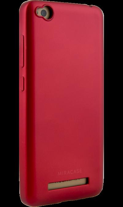 Miracase Чехол-крышка Miracase 8019 для Xiaomi 4A, полиуретан, красный