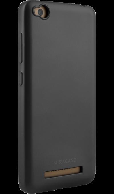 Miracase Чехол-крышка Miracase 8019 для Xiaomi 4A, полиуретан, черный