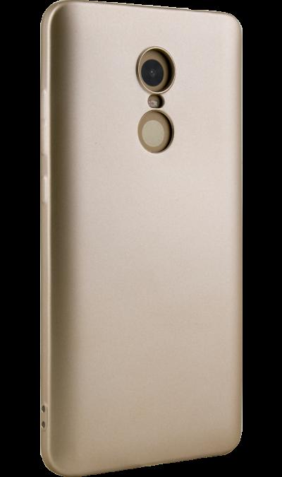 Miracase Чехол-крышка Miracase 8019 для Xiaomi Note 4, полиуретан, золотистый