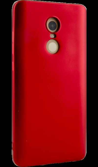 Miracase Чехол-крышка Miracase 8019 для Xiaomi Note 4, полиуретан, красный