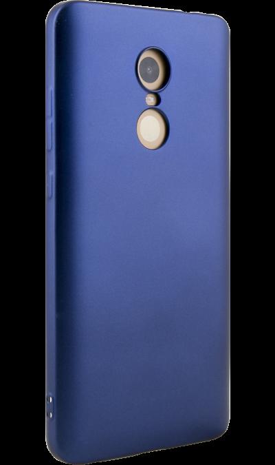 Miracase Чехол-крышка Miracase 8019 для Xiaomi Note 4, полиуретан, синий