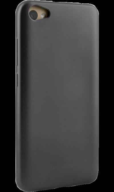 Чехол-крышка Miracase 8019 для Xiaomi Note 5A, полиуретан, черный фото